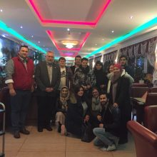 Migration und Integration Teamfoto