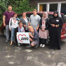 Team Flüchtlingshilfe
