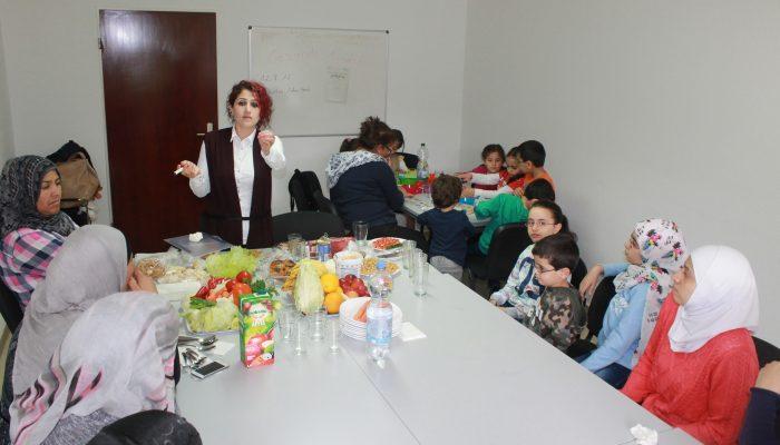 Vortrag Gesunde  Ernährung gesunde Kinder